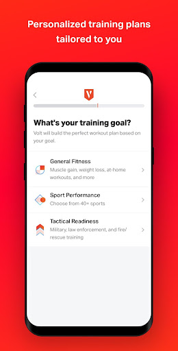Volt: Gym & Home Workout Plans 1.79.0 screenshots 2