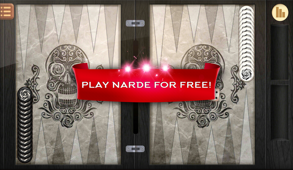 Narde- screenshot