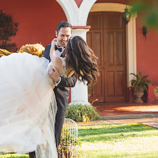 Wedding photographer Patricia Anguiano - CAROTIDA (carotidaphotogr). Photo of 16.01.2016