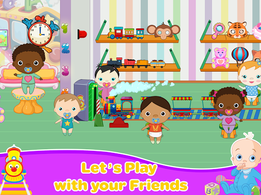 Toon Town: Daycare apklade screenshots 2
