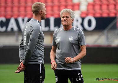 Laszlo Bölöni a vu un bon match entre l'Antwerp et Genk mais aussi un manque de précision