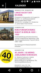 Kunst in Berlin 1870 bis heute – Miniaturansicht des Screenshots