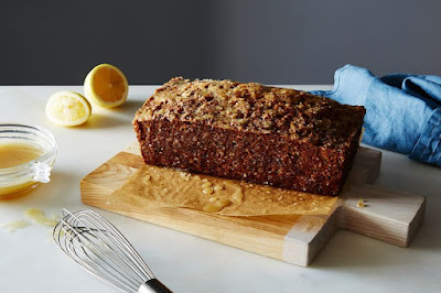 Well, at least your zucchini bread—er, cake—can