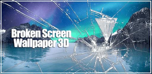Broken Screen Wallpaper 3d Apps On Google Play