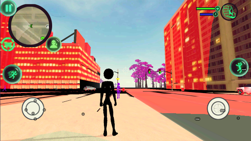 Stickman vs Mobster: Vegas Crime - screenshot