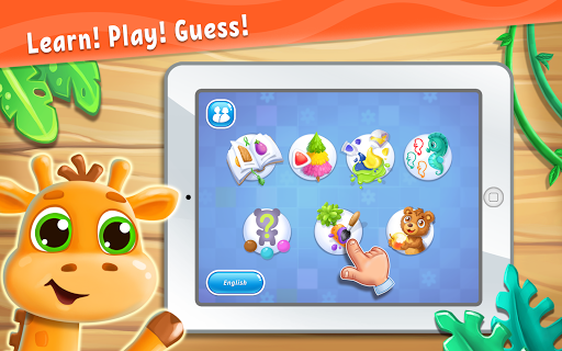 Colors for Kids, Toddlers, Babies - Learning Game filehippodl screenshot 18