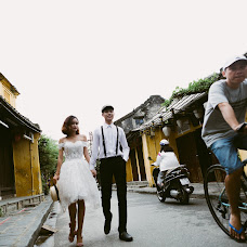 Wedding photographer Dương Hoàng hà (HENRYCOI90). Photo of 23.11.2017