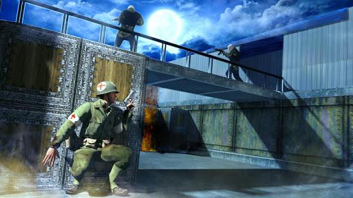 de combat des ops spu00e9ciales du Commando noir  captures d'u00e9cran 1