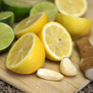 Refreshing Lemon-Lime Dressing (oil-free)