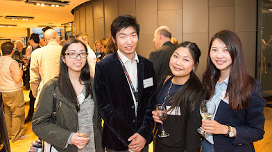 Photo: L-R: Megan Huynh, Sj Sijie Shen, Louisa Cheung, Florence Lim (Immunology) http://www.med.monash.edu.au/cecs/events/2015-tr-symposium.html