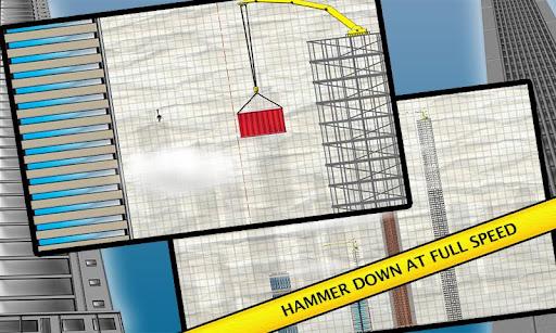 Stickman Base Jumper screenshot 3