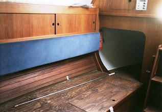 Photo: Ensimmäisiä sisäkuvia - Tiian pistopunkan aukko