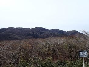 水晶岳からイブネ方面
