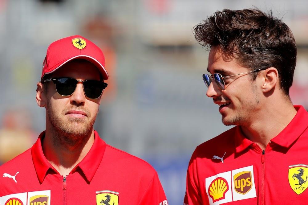 Ferrari moet 'plofbare' spanmaats versigtig hanteer, waarsku Brawn