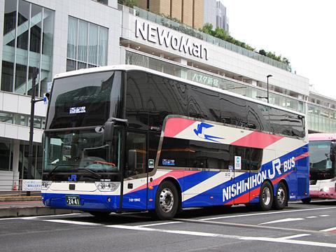 西日本JRバス「青春エコドリーム号」 2441