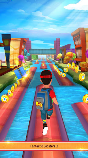 RUN RUN 3D - 3 - screenshot