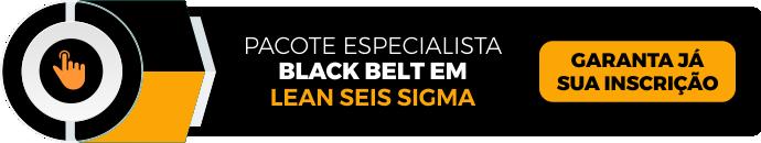 Pacote Especialista Black Belt em Lean Seis Sigma