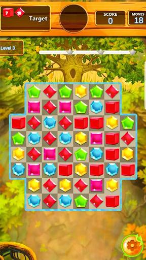 Télécharger Gratuit Jewel match puzzle king: match 3 games 2020 mod apk screenshots 6