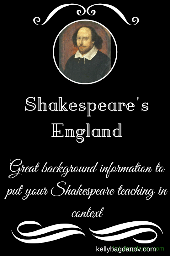 Helpful article to put Shakespeare's works into context.