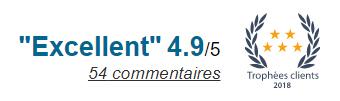 Avis clients certifiés Gîtes de France
