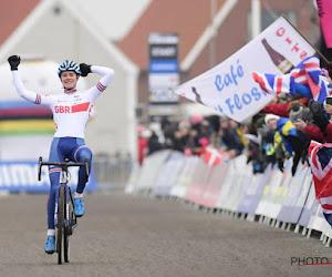 Mondial de cyclo-cross : les Belges se contentent du podium en Espoirs et Juniors
