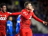 Zinho Vanheusden ferait partie de la présélection de Roberto Martinez chez les Diables Rouges