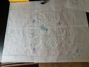 Photo: the plan