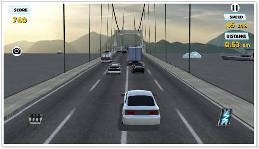 高速交通ドライバ