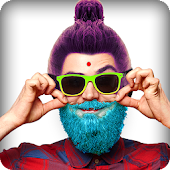 Beard Photo Editor-Hairstyle app