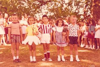 Photo: Έτος 1973 Στα πλατάνια