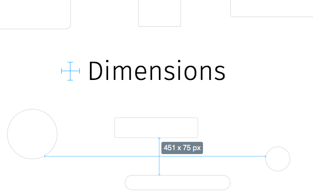 Dimensions Screenshot
