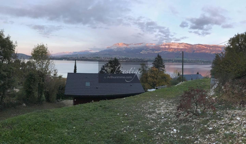 Terrain Le Bourget-du-Lac