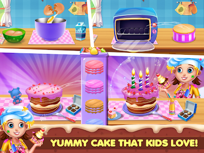 Tải Real Cake Maker For Fun APK