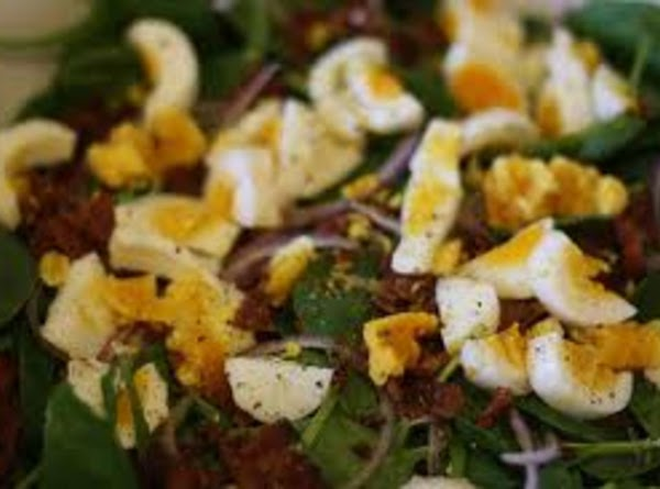 Old Fashioned Southern Spinach Salad Recipe