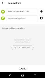 Sawa Taxi Warszawa - náhled