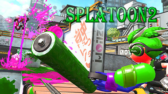 Guide For Splatoon 2 Gameplay - náhled