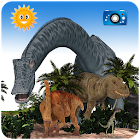 Dinosaurs and Ice Age Animals - Free Game For Kids icon