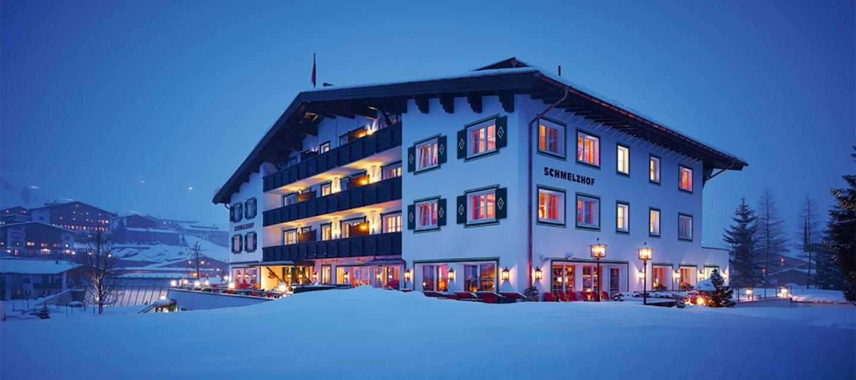 Hotel Schmelzhof Lech