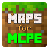 Maps for Minecraft Pe 0.14.0