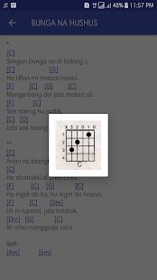 Kunci Gitar Lagu Batak - náhled