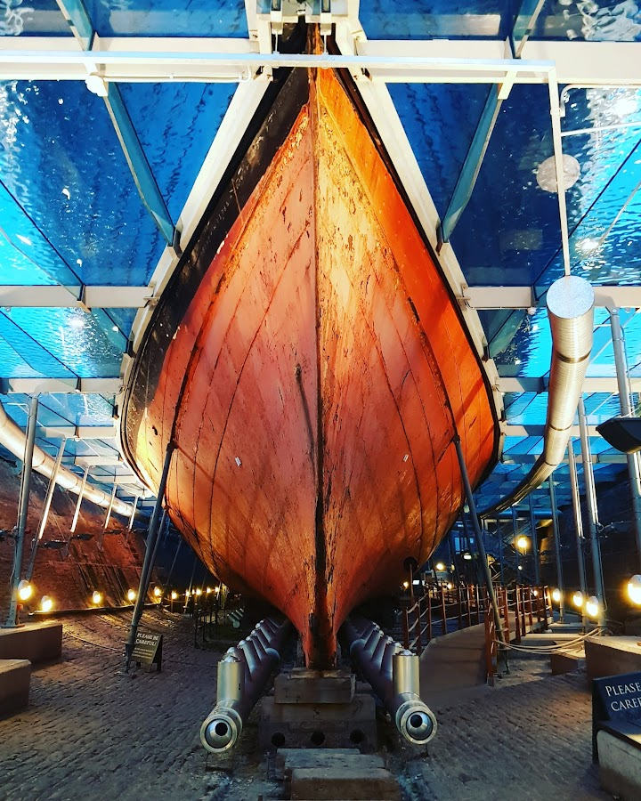 SS Great Britain's Dry Deck by Amy-louise Maszuchin - Buildings & Architecture Other Exteriors ( britain, dry deck, ss great britain, photography, architecture )