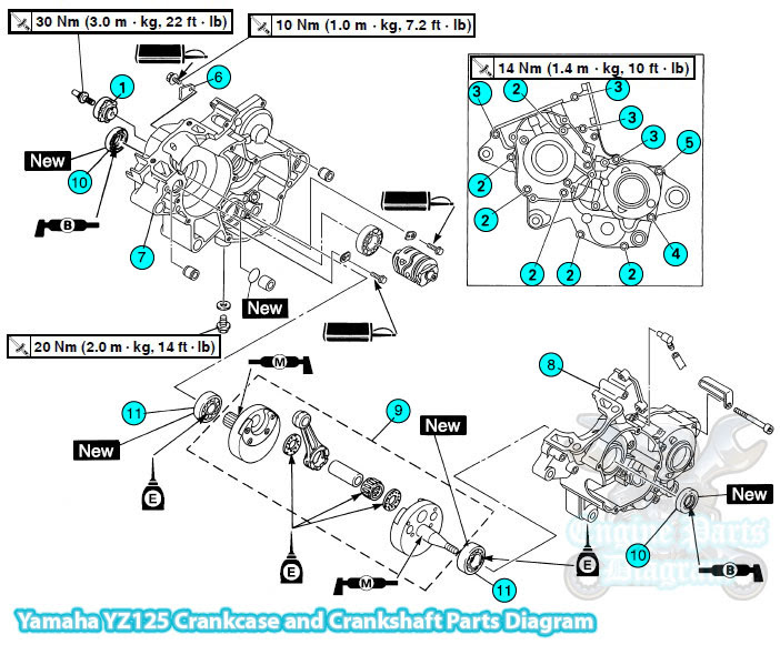 ktm 65 engine diagram ktm wiring diagrams online