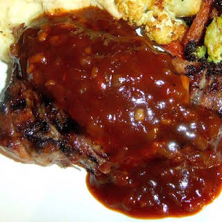 The Hirshon South African Monkey Gland Steak Sauce.