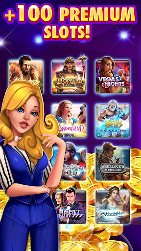 Huuuge Casino Slots - Play Free Vegas Slots Games  screenshots EasyGameCheats.pro 1