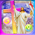 Jesus Launcher Theme icon