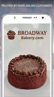 Broadwaybakery.com - náhled