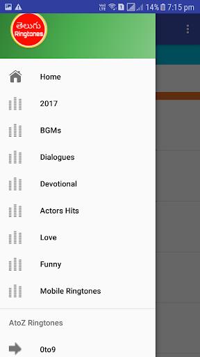 telugu ringtones new ringtones downloading