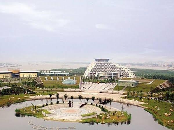 Jinling Runyang Bridge Hotel Zhenjiang