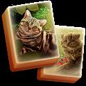 Hidden Mahjong - Cats Tropical Island Vacation icon