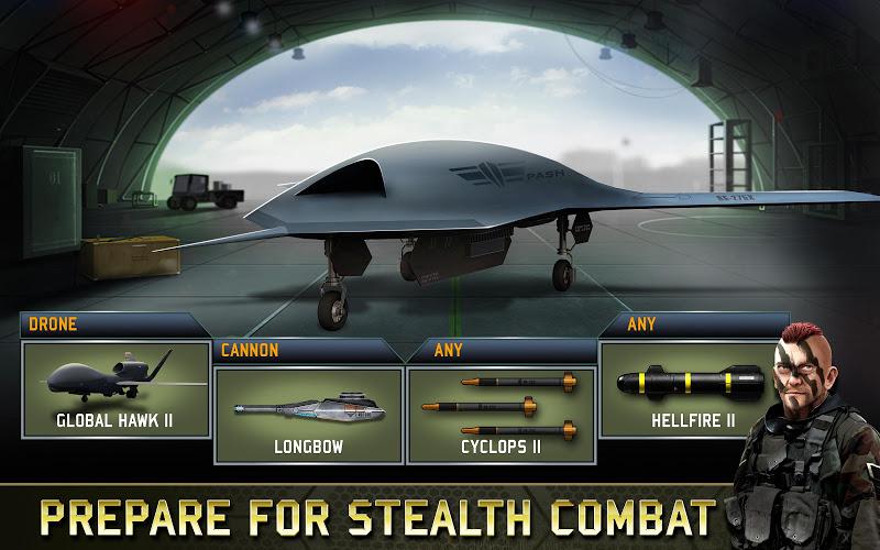 Drone Shadow Strike Screenshot 9